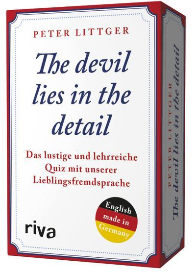 The devil lies in the Detail (Spiel)