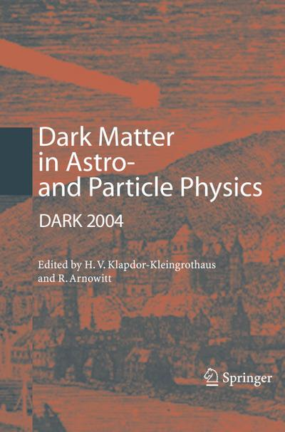 Dark Matter in Astro- and Particle Physics
