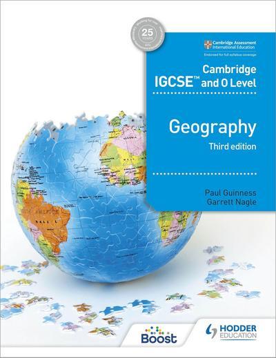 Cambridge IGCSE and O Level Geography