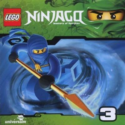 Lego Ninjago (Cd 3)