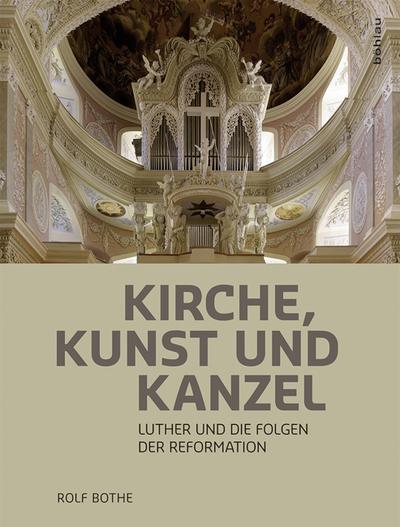 Kirche, Kunst und Kanzel