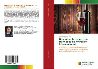 Os vinhos brasileiros e franceses no mercado internacional