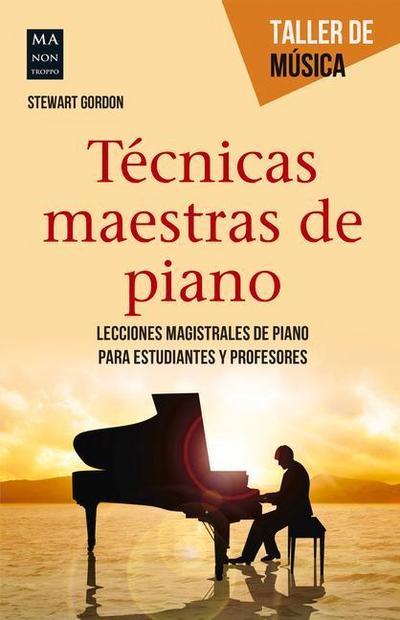 Tecnicas Maestras de Piano