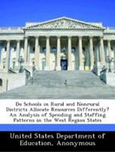 United States Department of Education: Do Schools in Rural a