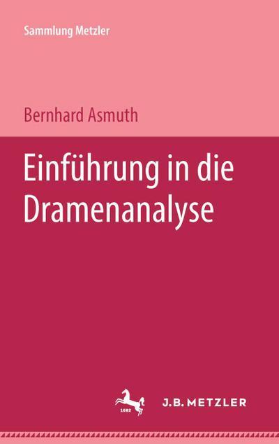 Einfuhrung in die Dramenanalyse