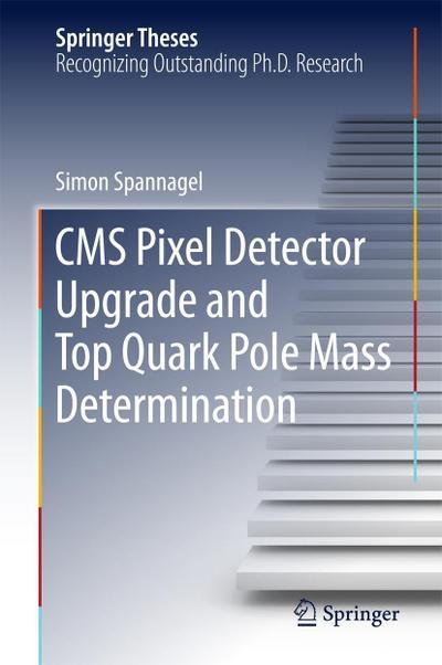 CMS Pixel Detector Upgrade and Top Quark Pole Mass Determination