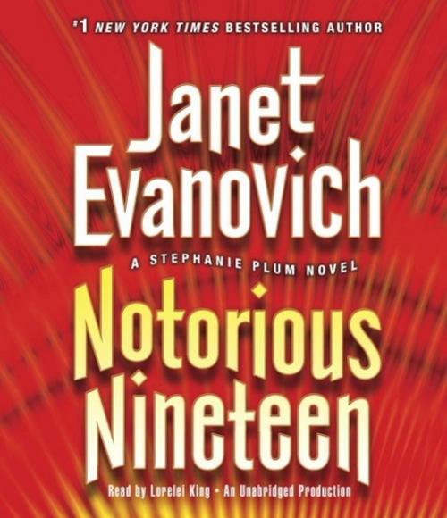 Notorious Nineteen, Janet Evanovich