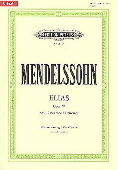 Elias Opus 70