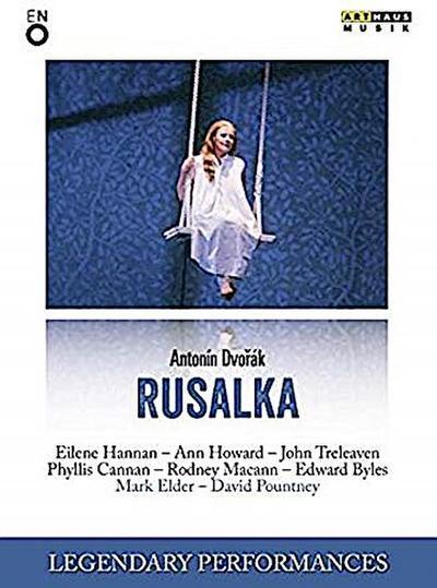Rusalka, 1 DVD