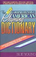 New Comprehensive American Rhyming Dictionary (Harperresource Books)