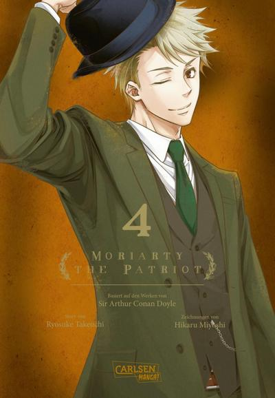 Moriarty the Patriot 4