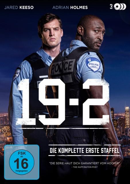 19-2 - Staffel 1 Adrian Holmes
