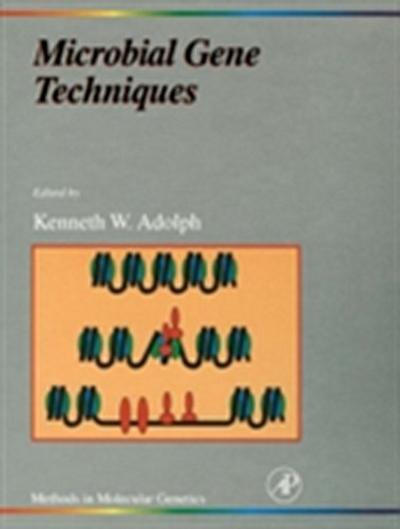 Microbial Gene Techniques, Part B