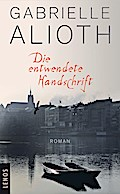 Die entwendete Handschrift; Roman; Deutsch