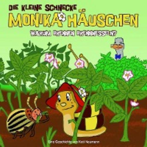 Die kleine Schnecke Monika Häuschen 14. Warum brennen Brennnesseln?, Kati N ...