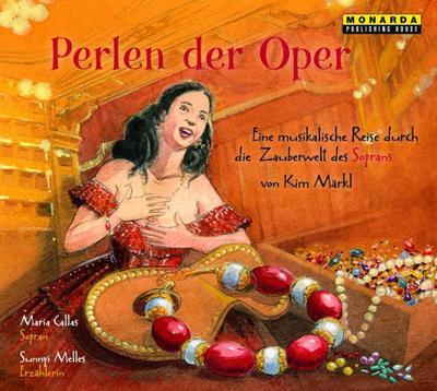 Perlen der Oper, Audio-CD