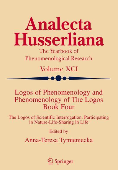 Logos of Phenomenology and Phenomenology of The Logos 4