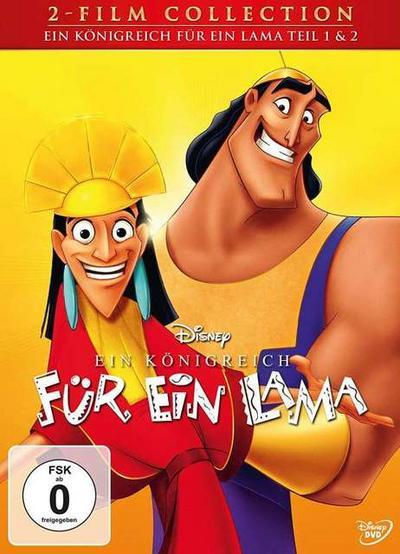 Ein Königreich für ein Lama & Ein Königreich für ein Lama 2: Kronks großes Abenteuer