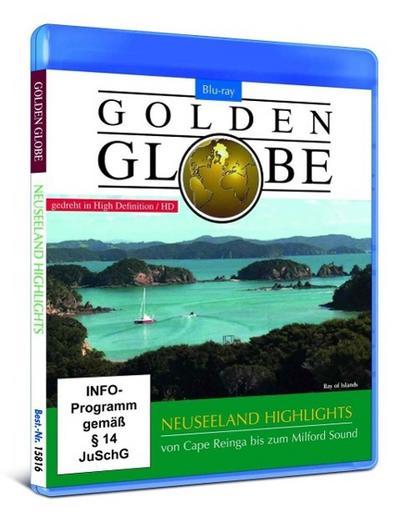 Neuseeland Highlights. Golden Globe