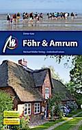 Föhr & Amrum: Reiseführer mit vielen praktisc ...