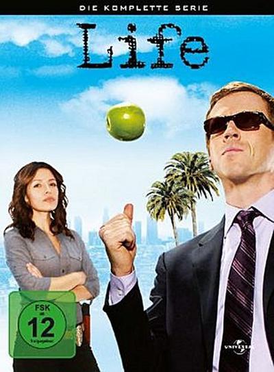 Life, Die komplette Serie, 9 DVDs