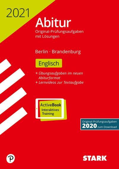 STARK Abiturprüfung Berlin/Brandenburg 2021 - Englisch