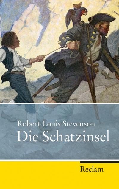 Die Schatzinsel (Reclam Taschenbuch)
