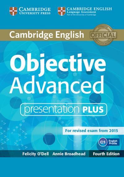 Objective Advanced. Presentation Plus DVD-ROM