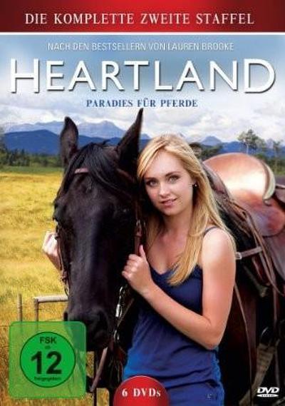 Heartland - Paradies für Pferde, Staffel 2