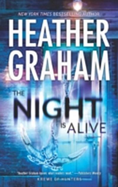 Night Is Alive (Krewe of Hunters, Book 10)