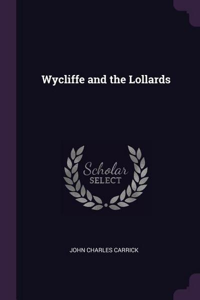 Wycliffe and the Lollards