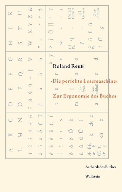 """""""""""Die perfekte Lesemaschine"""""""" - Roland Reuß -  9783835314351"""