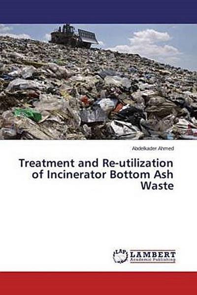 Treatment and Re-utilization of Incinerator Bottom Ash Waste