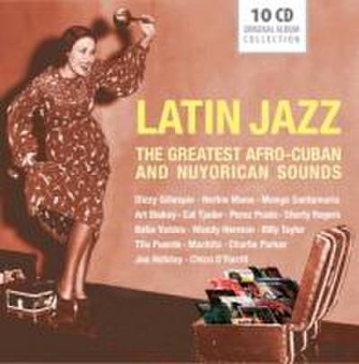 Latin Jazz - The Greatest Afro-Cuban and Nuyorican sounds. Original Album Collection