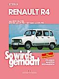Renault R4 vo 10/64 bis 9/86