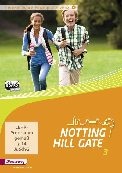 Notting Hill Gate 3. CD-ROM Lernsoftware