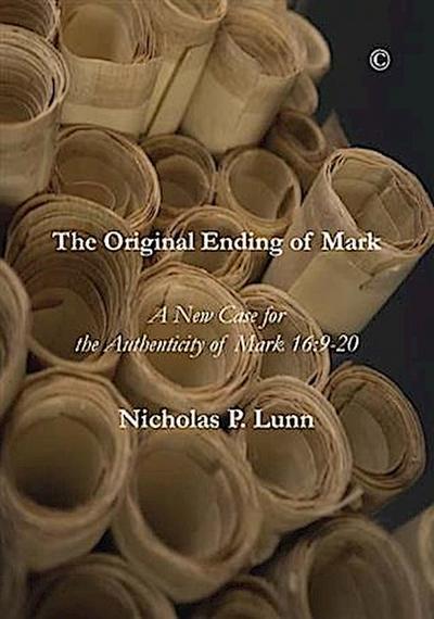 Original Ending of Mark
