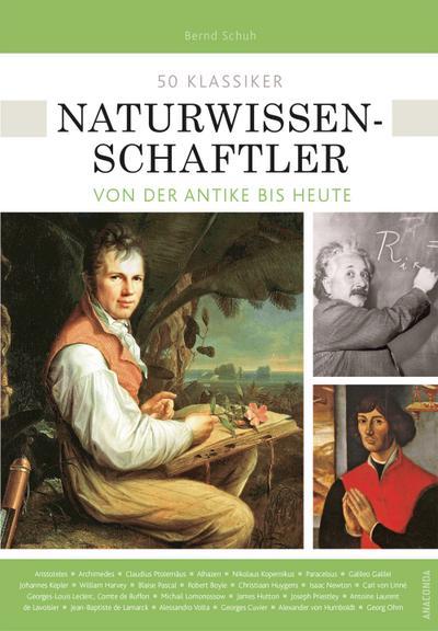 50 Klassiker Naturwissenschaftler