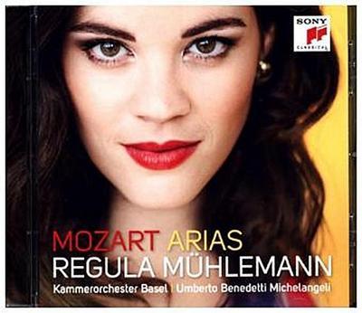 Mozart Arias, 1 Audio-CD