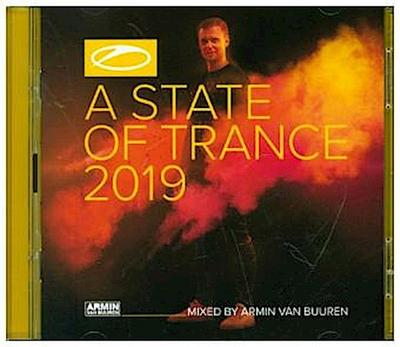 A State Of Trance 2019, 2 Audio-CD