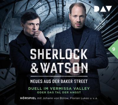 Sherlock & Watson - Neues aus der Baker Street 9