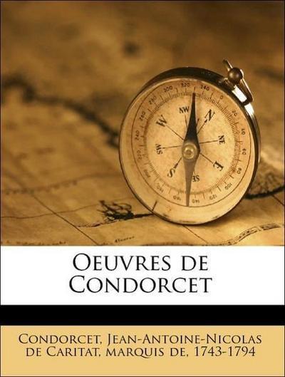 Oeuvres de Condorcet Volume 10