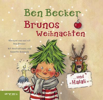 Brunos Weihnachten .. Und Halali!, 1 Audio-CD