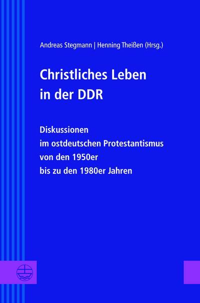 Christliches Leben in der DDR