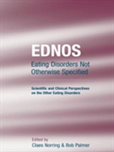 EDNOS: Eating Disorders Not Otherwise Specified