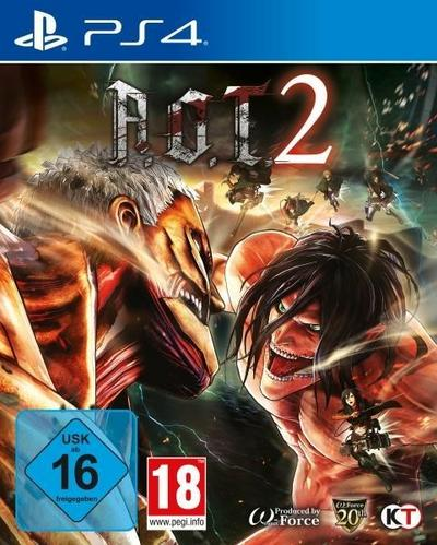 AoT 2 (based on Attack on Titan) (PlayStation PS4)