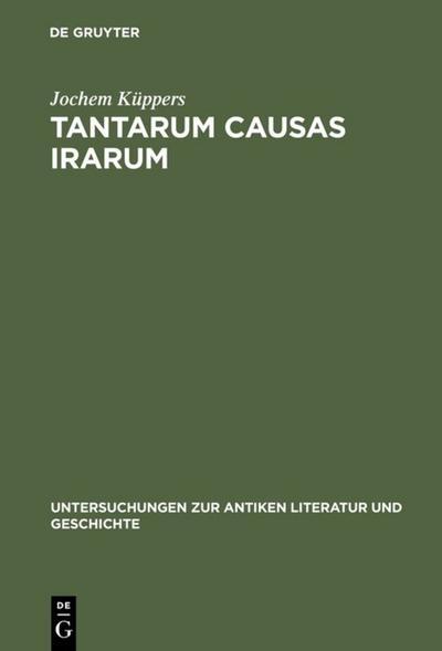Tantarum causas irarum