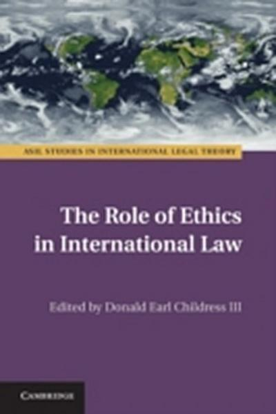 Role of Ethics in International Law