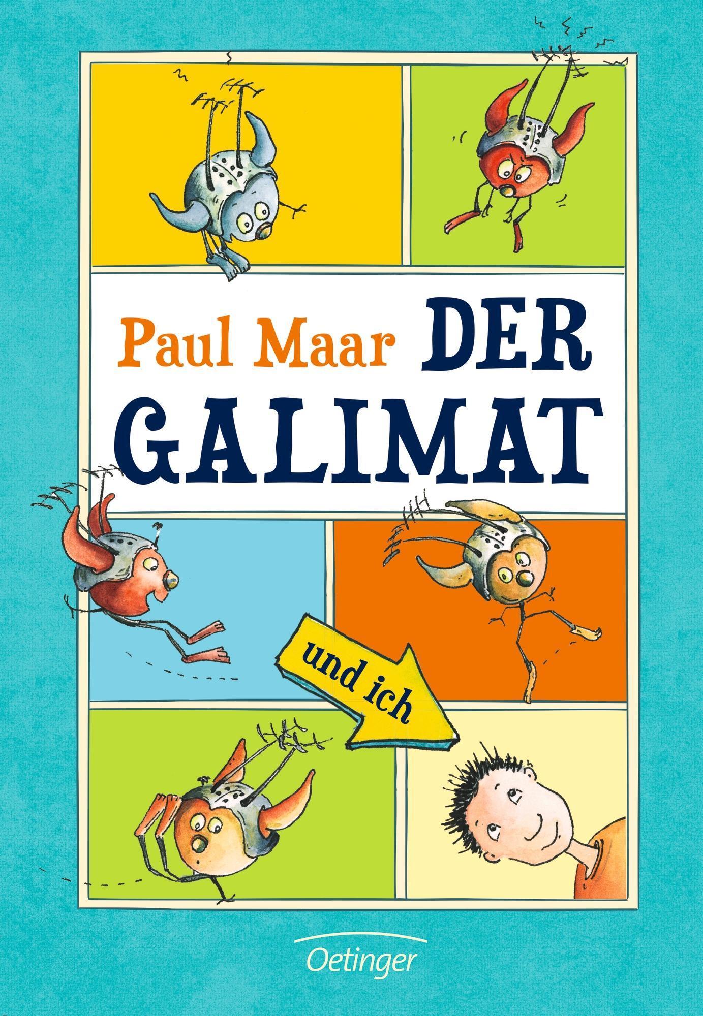 Der Galimat und ich Paul Maar