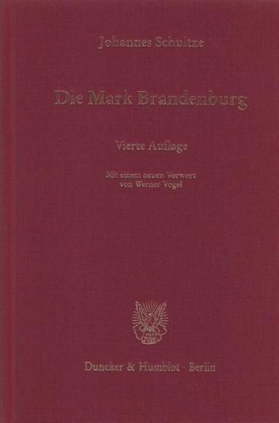 Die Mark Brandenburg
